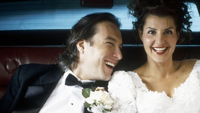 **My Big Fat Greek Wedding (22/05/2019)** <br><br> A young Greek woman falls in love with a non-Greek and struggles to get her family to accept him while she comes to terms with her heritage and cultural identity.