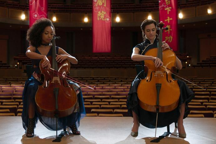 **The Perfection (24/05/2019)** <br><br> A troubled musical prodigy (Allison Williams) seeks out the new star pupil (Logan Browning) of her former school with shocking consequences in this elegant and terrifying suspense ride, the most buzzed-about movie at last year's Fantastic Fest.
