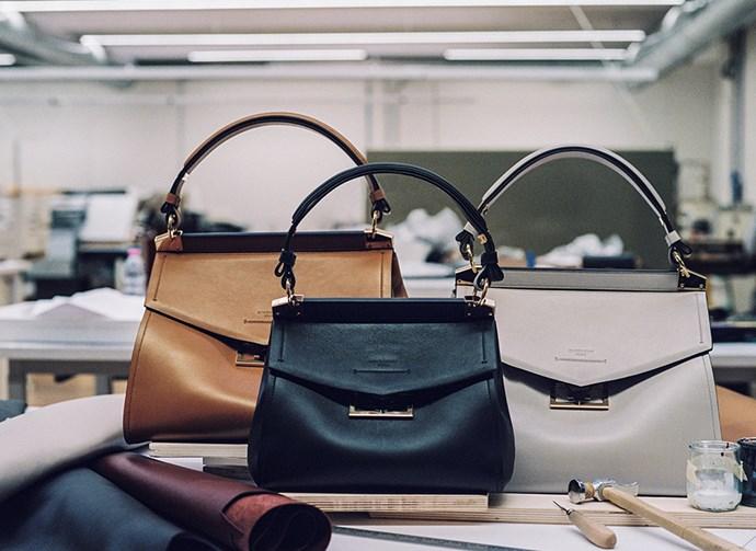 "[Givenchy Medium Mystic Bag In Soft Leather in Desert, $5,050](https://www.givenchy.com/apac/en/medium-mystic-bag-in-soft-leather/BB50A2B0LG-295.html?cgid=NIMYSTIC_W#start=1|target=""_blank""|rel=""nofollow"")"