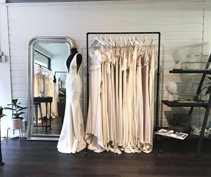 "**Sydney CBD** <br><br> **[The Wedding Boutique](https://www.theweddingboutique.com.au/|target=""_blank""