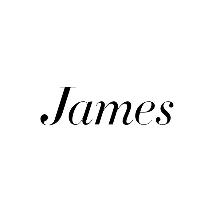 ***James***<br><br>  Tied at 16/1 with Arthur on the same list, James is also a strong contestant for a royal baby boy.