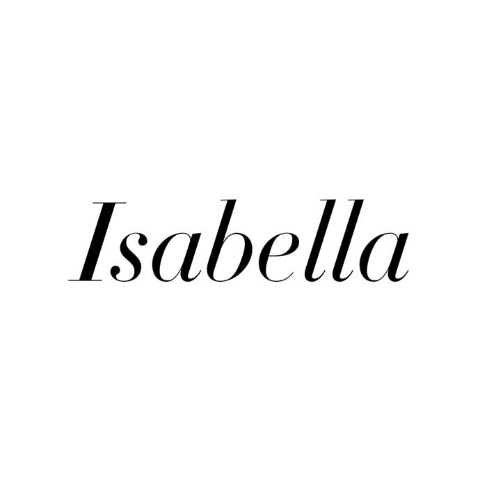 """***Isabella***<br><br>  One of the front-runners on the list of potential girl's names, 'Isabella' veers towards the traditional end of the spectrum. The name is actually a variation of 'Isabel', which incidentally is a [variation of 'Elizabeth](https://www.babycenter.com/baby-names-isabella-4891.htm