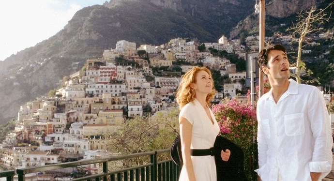 ***Under The Tuscan Sun***<br><br>  Chalk up another one for Italy! Based on the true story of writer Frances Mayes, this film is escapist storytelling at its finest. From cosy, fixer-upper villas in Tuscany to the colourful coastal cliffs of Positano, you won't say anything but 'Sì'.