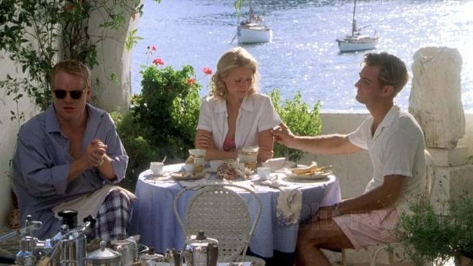***The Talented Mr. Ripley***<br><br>  An undoubtedly iconic film, *The Talented Mr. Ripley* is the perfect dose of 'la dolce vita'. Set in sun-drenched Italy in the late 1950s, it's worth it for the sweeping scenes of azure coasts and rustic streets alone.