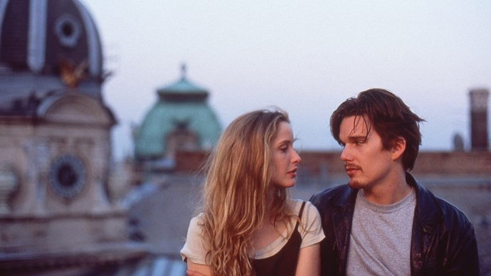 ***Before Sunrise***<br><br>  An utterly dreamy tale of two strangers who meet on a train and decide to spend a night in the charming city of Vienna, watching this film will make you feel like a local. The city's incredible architecture and hidden streets are on full display, making it the ideal inspiration for your next Austrian jaunt.