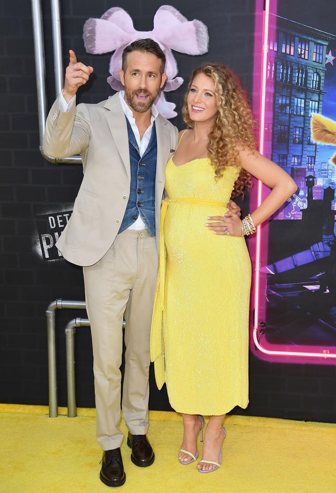 Blake Lively And Ryan Reynolds Are Expecting Their Third ...