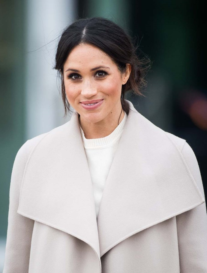 ***Meghan Markle > Meghan, Duchess of Sussex***<br><br> After marrying Prince Harry in the wedding of the year, Meghan Markle dropped her last name for a more royal touch.