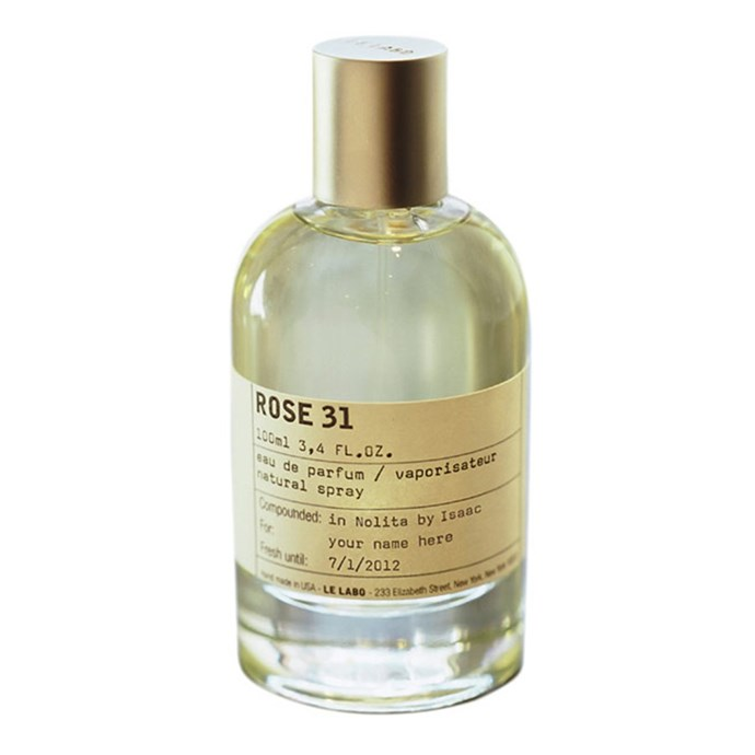"***Le Labo, Rose 31100mL , $413 from [Mecca.com](https://www.mecca.com.au/le-labo/rose-31/V-007162.html|target=""_blank""
