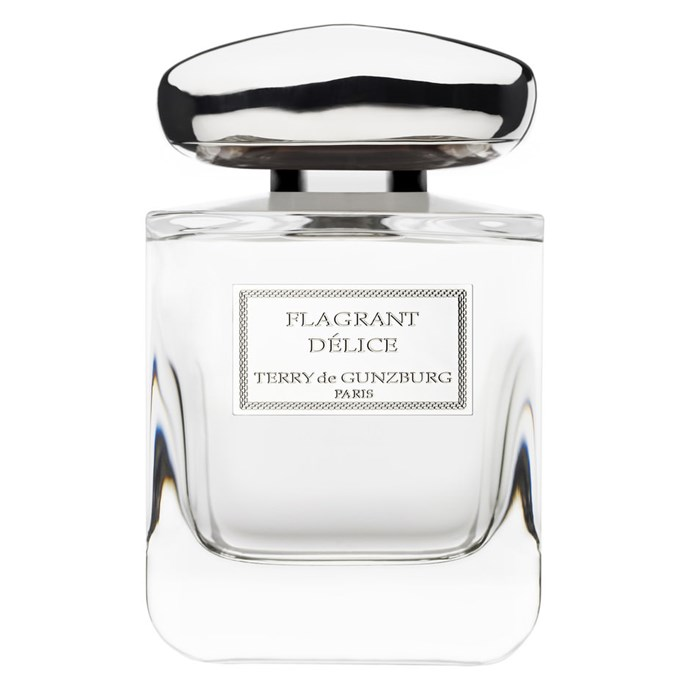 "***By Terry, Flagrant Délice Terry de Gunzberg 50mL $236, from [thebeautyclub.com](https://www.thebeautyclub.com.au/fragrances/by-terry/item/14698410806/1?CAWELAID=120121050000015298&CAGPSPN=pla&CAAGID=14834091137&CATCI=pla-106436760257&catargetid=120121050000064417&cadevice=c&gclid=EAIaIQobChMI7_L15dKI4gIVwo-PCh19cAbgEAQYBCABEgJra_D_BwE|target=""_blank""