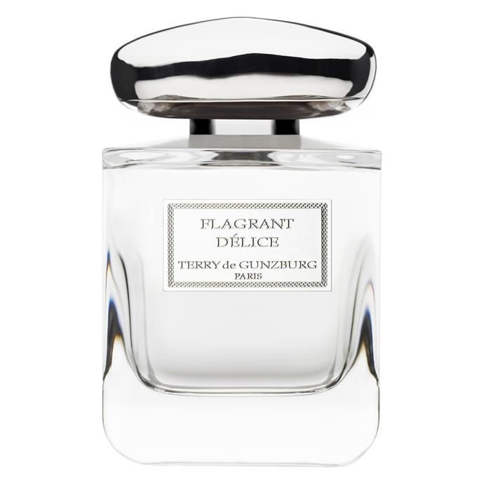 """***By Terry, Flagrant Délice Terry de Gunzberg 50mL $236, from [thebeautyclub.com](https://www.thebeautyclub.com.au/fragrances/by-terry/item/14698410806/1?CAWELAID=120121050000015298&CAGPSPN=pla&CAAGID=14834091137&CATCI=pla-106436760257&catargetid=120121050000064417&cadevice=c&gclid=EAIaIQobChMI7_L15dKI4gIVwo-PCh19cAbgEAQYBCABEgJra_D_BwE