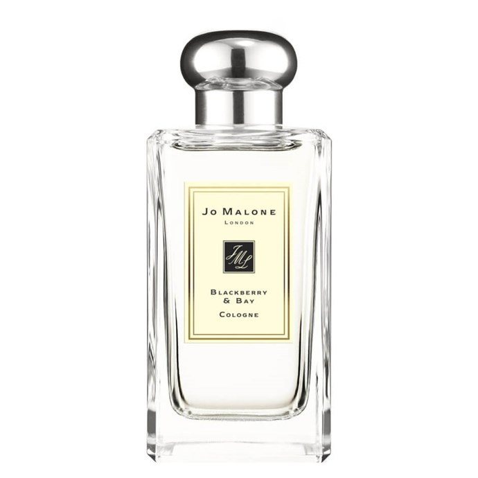 "***Jo Malone, Blackberry & Bay Cologne 100mL $198, from [Mecca.com](https://www.mecca.com.au/jo-malone-london/blackberry-bay-cologne/V-035296.html|target=""_blank""