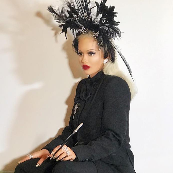 "***Rita Ora***<br><br>  *Image via [@kathyjeung](https://www.instagram.com/p/BxJw0oJhRYx/?utm_source=ig_embed|target=""_blank""|rel=""nofollow"")*"