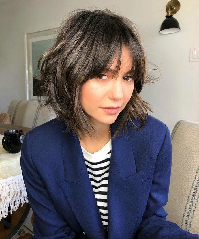 """***Now that I've committed… how do I style my shag?***<br><br> """"Prep with a [sea salt spray](https://elevenaustralia.com/product/sea-salt-texture-spray/