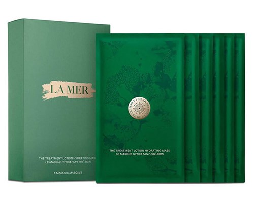"""La Mer The Treatment Hydrating Mask, $180 at [MECCA](https://www.mecca.com.au/la-mer/the-treatment-lotion-hydrating-mask/I-033227.html target=""""_blank"""" rel=""""nofollow"""")"""