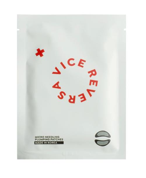 "Vice Reversa Microneedling Pimple Patches, $39.95 at [Priceline](https://www.priceline.com.au/vice-reversa-micro-needling-pimple-patches-8-pack|target=""_blank""