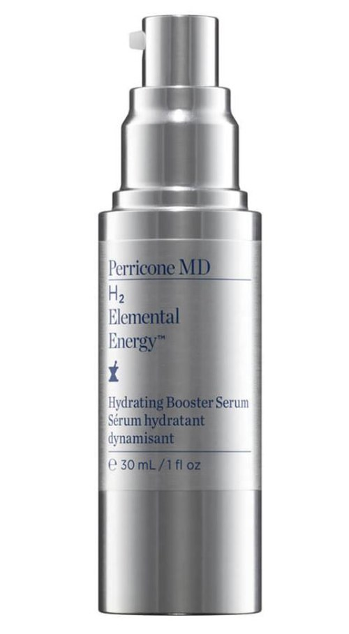 """Perricone MD H2 Elemental Energy Hydrating Booster Serum, $90 at [MECCA](https://www.mecca.com.au/perricone-md/h2-elemental-energy-hydrating-booster-serum/I-027203.html target=""""_blank"""" rel=""""nofollow"""")"""