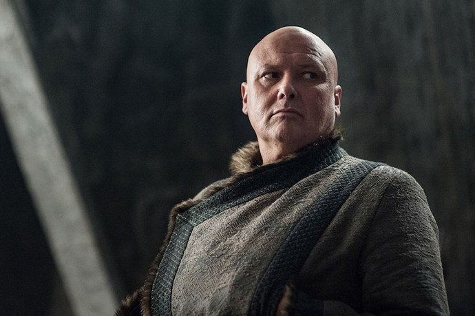 **LORD VARYS: DEAD** <br><br> Cause of death? Executed by Daenerys and Drogon.