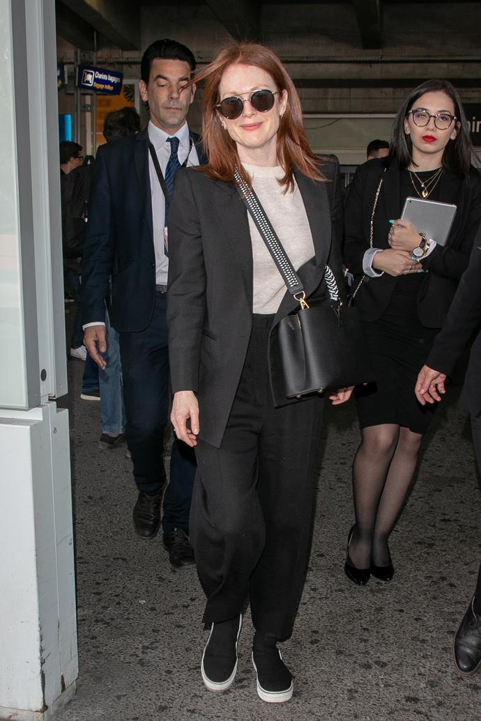 Julianne Moore in 2019