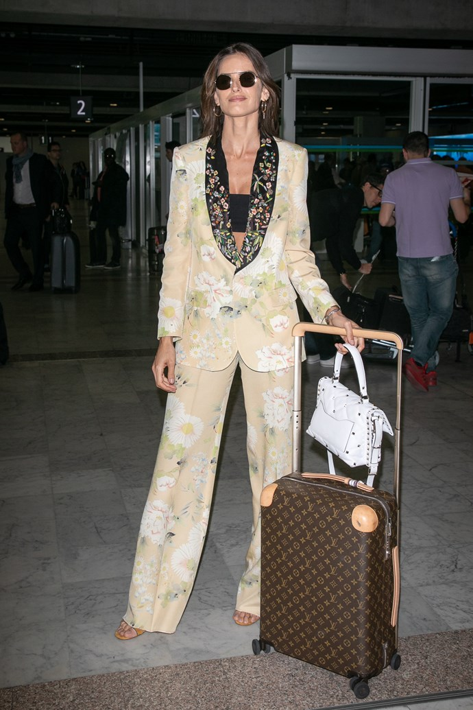 Izabel Goulart in 2019