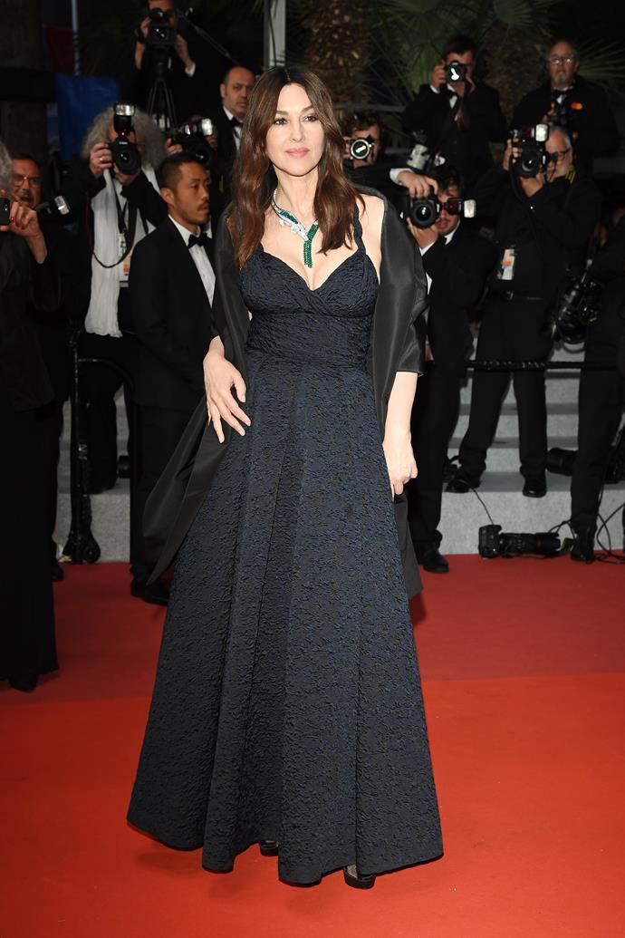 ***Monica Bellucci in Dior***