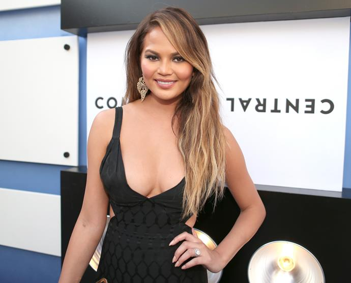 "**Chrissy Teigen** <br><br> The always-candid model told *[Byrdie](https://www.byrdie.com/chrissy-teigen-plastic-surgery|target=""_blank""