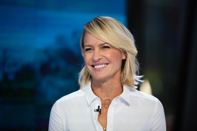 "**Robin Wright** <br><br> In an interview with *[The Telegraph](https://www.telegraph.co.uk/culture/tvandradio/10621566/Robin-Wright-on-House-of-Cards-Botox-and-getting-married-again.html|target=""_blank""