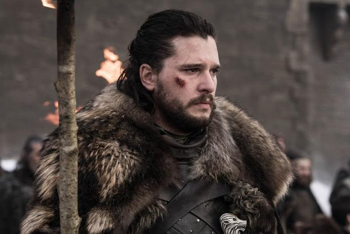 **Jon Snow:** In a fairly tragic twist for the show's undisputed hero, Jon Snow was sentenced to a life with the Night's Watch for killing Daenerys. Once he arrived at Castle Black, he reunited with Ghost and Tormund Giantsbane and headed off beyond The Wall with the Wildlings.