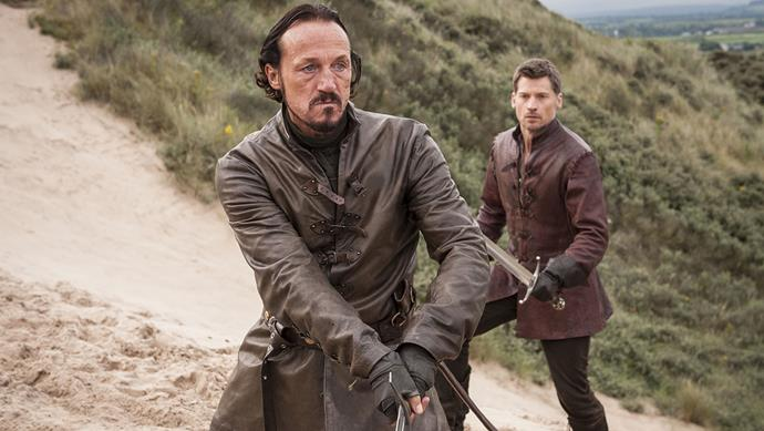 **Ser Bronn of the Blackwater:** Despite remaining a peripheral character for most of the show, Ser Bronn managed to elbow his way into the new King's council through scheming, debts and good old-fashioned brute force. He ended the show as Master of Coin and Lord of Highgarden.