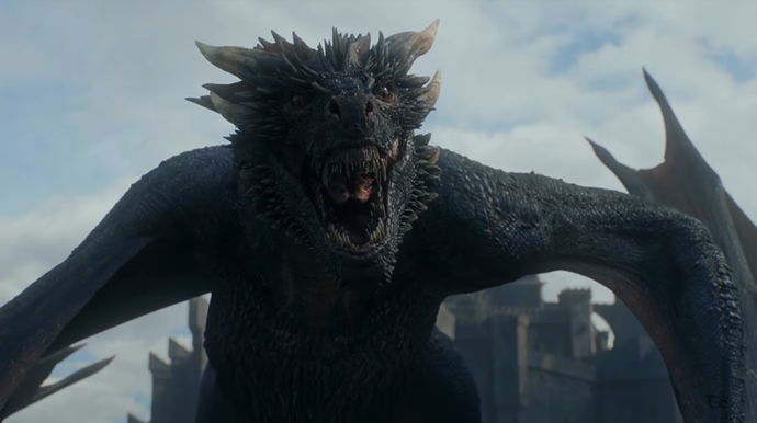 **Drogon:** Drogon was last seen flying off into the horizon with Daenerys' dead body. The last we hear is that Bran plans to find him, likely by warging into a bird and flying around the skies of Westeros.