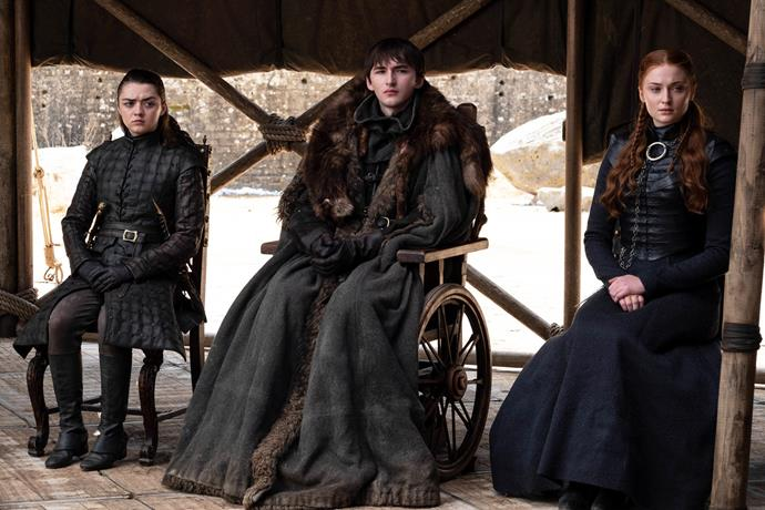 Jon Snow's siblings exiled him to The Wall in an effort to preserve peace with the Unsullied and Daenerys' followers.