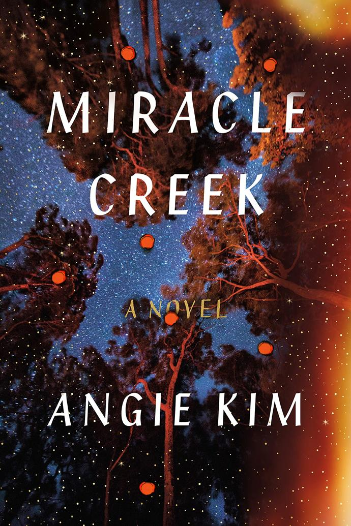 "*Miracle Creek* by Angie Kim<br><br> The lives of the Yoo family, who run an alternative medical treatment centre involving a pressured submarine, are thrown into disarray when their submarine explodes, killing two. The resulting investigation calls into question morals, motives and the most unexpected of suspects.<br><br> *Miracle Creek*, $25.18 at [Angus & Roberts](https://www.angusrobertson.com.au/books/miracle-creek-export-angie-kim/p/9781529335392|target=""_blank""
