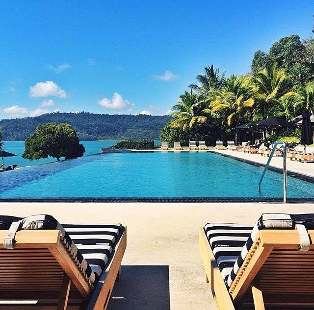"""***Qualia Resort, Hamilton Island, Queensland***<br><br>  When it comes to beachside opulence, Hamilton Island's six-star Qualia Resort wins every time. Situated on the secluded northern-most tip of the island and surrounded by the splendour of the Great Barrier Reef, the resort, spa and its many fine dining restaurants evoke luxury across the board.<br><br>  *To make a reservation, click [here](https://www.qualia.com.au/spa-qualia