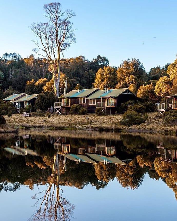 "***Cradle Mountain Lodge, Cradle Mountain, Tasmania***<br><br>  *Image via [@everydayjez](https://www.instagram.com/everydayjez/|target=""_blank""|rel=""nofollow"")*"