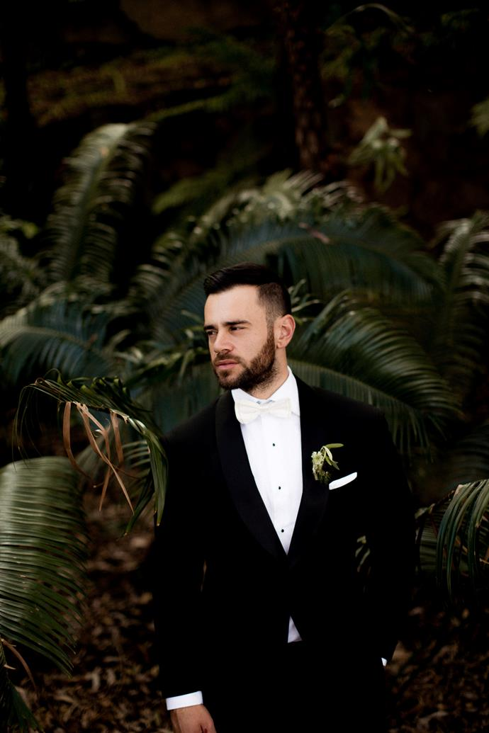 **Was there anything the groom was particularly keen on including in the wedding?** Daniel was very clear that he wanted short and sweet ceremony, so that we did!