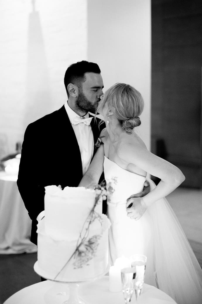 **On her advice for future brides:** It truly is the best day of your life, so let go of the little things that get in the way and enjoy all the moments that come with planning your big day.