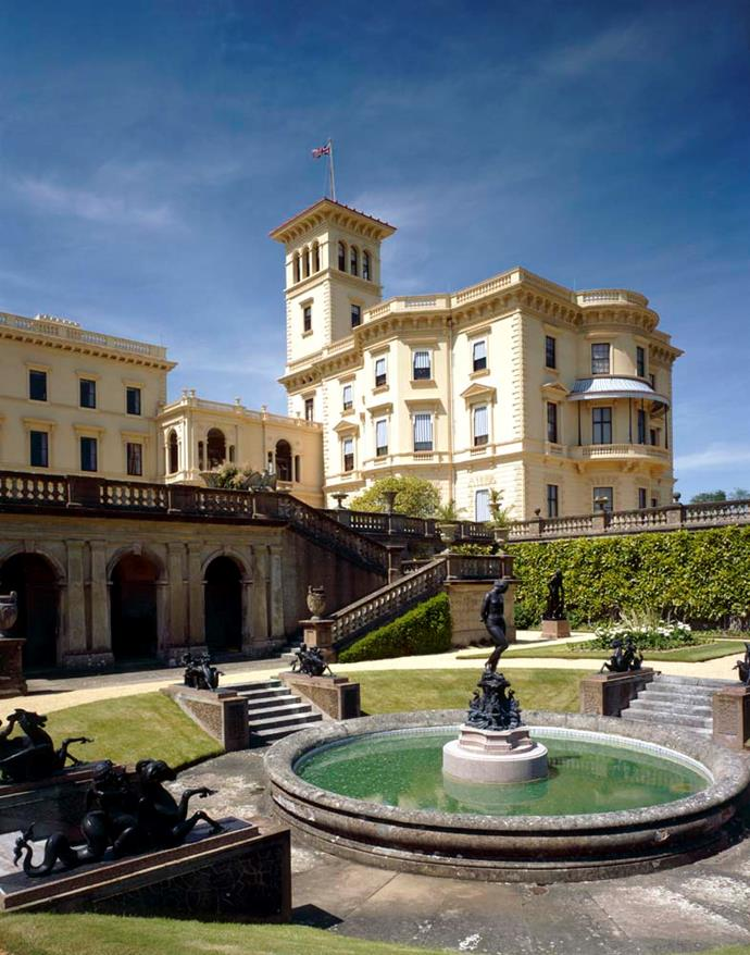 **The Property:** Osborne House.<br><br> **The Location:** Isle of Wight, England.<br><br> **The History:** Built by Queen Victoria and Prince Albert in 1845, this summer home was modelled after an Italian Renaissance palazzo. <br><br> **Who Lives There:** No official residents.