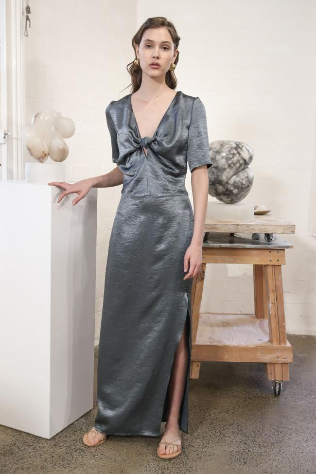 **Enhanced Neutrals:** Cool grey at *Anna Quan Resort 2020*