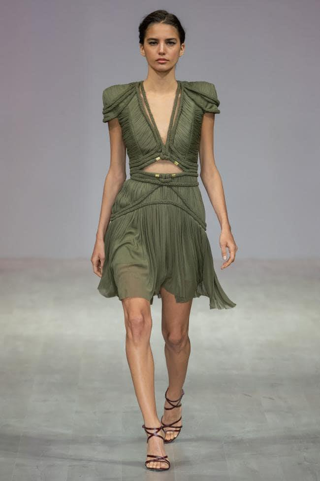 **Enhanced Neutrals:** Sage green at *Thurley Resort 2020*