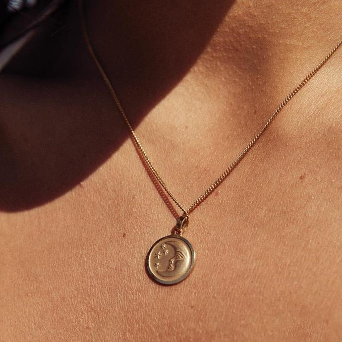 """***Baby Anything***<br><br> Leaning into a decidedly boho feel, Baby Anything's curated offering of layer-able pendant necklaces and beach-ready anklets and bracelets are a chic addition to your linen-dress-and-straw-tote situation. <br><br> Shop [here](https://babyanything.com.au/