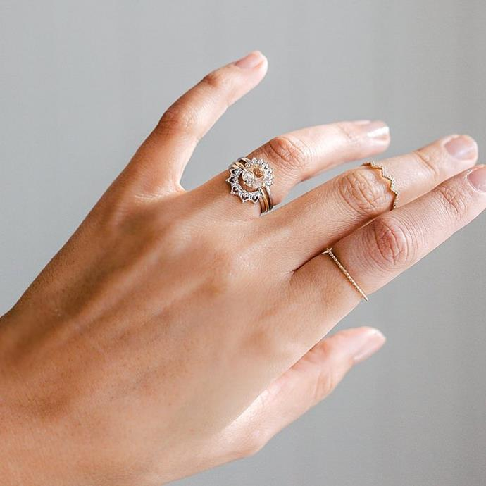 """***Natalie Marie Jewellery***<br><br> With a British royal leading the fan base (that is, Meghan, Duchess of Sussex), Natalie Marie's gemstone-focussed pieces are the right balance of whimsy and simplicity. <br><br> Shop [here](https://www.nataliemariejewellery.com/