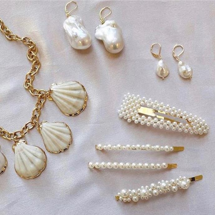 """***Reliquia***<br><br> Spanning everything from hair accessories in on-trend resin to fine gold jewels, Reliquia's broad range suits every taste.<br><br> Shop [here](https://reliquiajewellery.com/