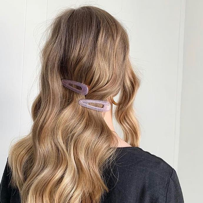 """***Valet Studio***<br><br> If you hadn't already seen their cult-y hair barrettes up and down your Instagram news feed, it's time to acquaint yourself with Valet Studio. The brand specialises in kitschy resin pieces in earrings, hair slides and clips. <br><br> Shop [here](https://valetstudio.com/