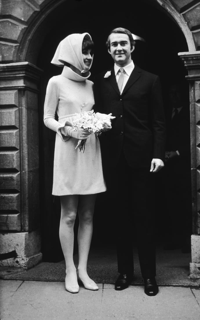 ***Audrey Hepburn (1969)***<br><br>