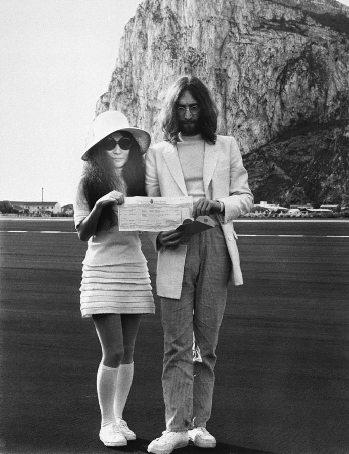 ***Yoko Ono (1969)***<br><br>
