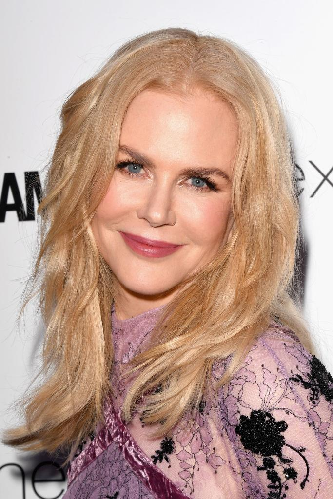 **Nicole Kidman as Celeste Wright** <br><br> Kidman stars as Celeste, a beautiful lawyer whose abusive husband died in season one. <br><br> **Where you've seen her before:** *Moulin Rouge*, *The Hours* and *Lion*.