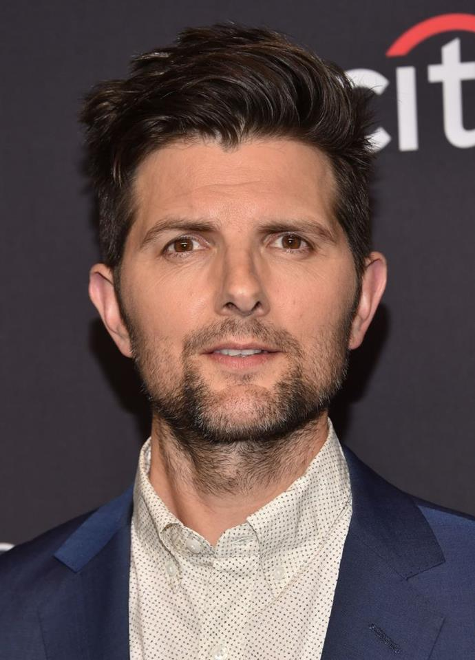 **Adam Scott as Ed Mackenzie** <br><br> Scott stars as Ed, the long-suffering husband of Reese Witherspoon's character, Madeline Mackenzie. <br><br> **Where you've seen him before:** *Parks and Recreation*, *Friends With Kids*, *Step Brothers* and *The Good Place*.