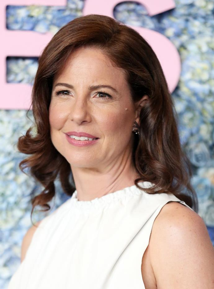 **Robin Weigert as Dr. Amanda Reisman** <br><br> Weigert returns as Dr. Reisman, the therapist who Celeste and Perry visit in season one to help deal with their marital problems. <br><br> **Where you've seen her before:** *Deadwood*, *Jessica Jones* and *Sons of Anarchy*