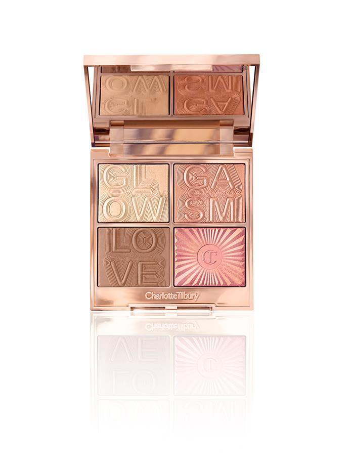 Lightgasm Face Palette, $120