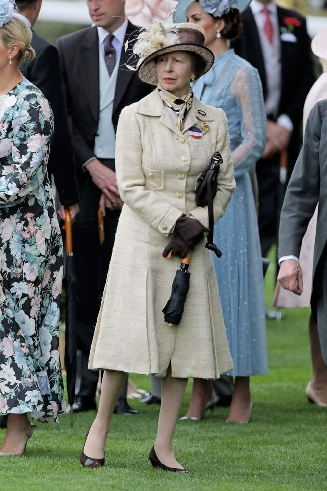Anne, Princess Royal.