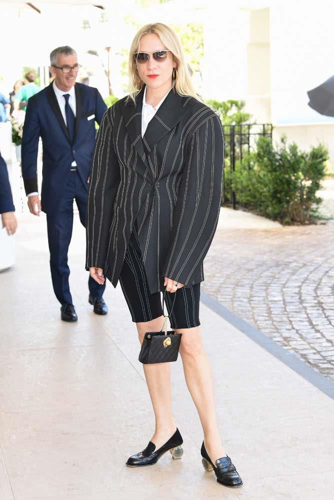 Chloe Sevigny in Cannes.